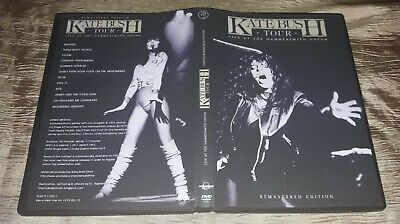 Kate Bush - Live at Hammersmith Odeon 1979 DVD SPECIAL FAN EDITION, Rare!