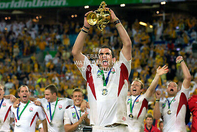 Martin Johnson England Rugby Union World Cup 2003 Photo Choose Print Size