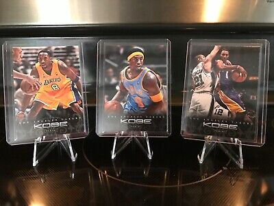 KOBE BRYANT Lakers Rookie and Beyond Collectible Trading Cards Great Gift Set