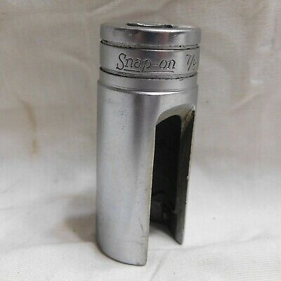 "Snap-on 1/2"" Drive 7/8"" Thermal Vacuum Switch Socket S9842"