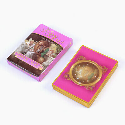 New 78PCS Romantic Angel Oracle CARDS Foresee Future Love Magic Tarot Deck