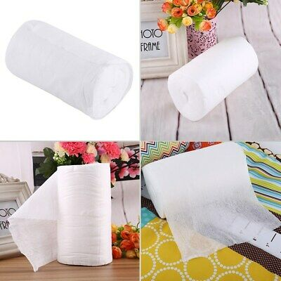 Roll of 100 Soft Disposable flushable BAMBOO Baby Nappy Liners for Cloth Nappy