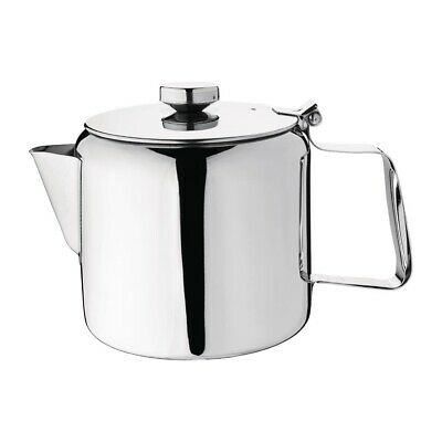 Olympia Concorde Stainless Steel Tea Pot 2 Litre