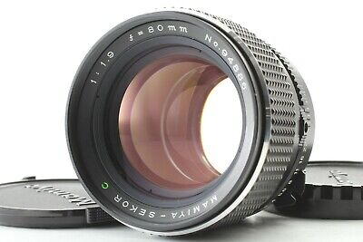 [N Mint] Mamiya Sekor C 80mm f/1.9 Lens For M645 1000S Super Pro TL From JAPAN