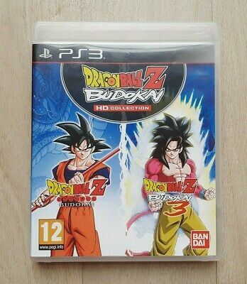 Dragon Ball Z Budokai HD Collection - Playstation 3 PS3 - Complet - PAL FRA TBE