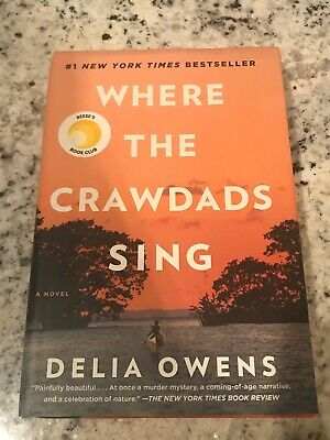 Where the Crawdads Sing by Delia Owens (Hardcover,2018)