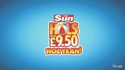The Sun £9.50 Holidays 2020 ALL CODES & BOOKING FORM - PICK YOUR OWN DATE BANDS