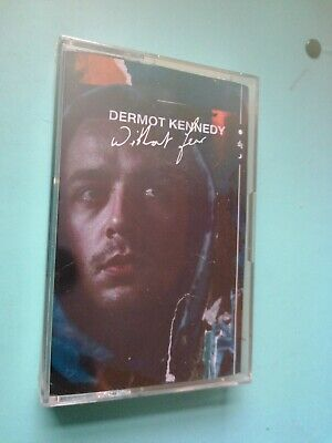 Dermot Kennedy - Without Fear - Yellow Cassette