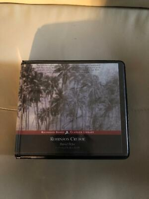Daniel Defoe - Robinson Crusoe - 11 Cd Unabridged Audio Book