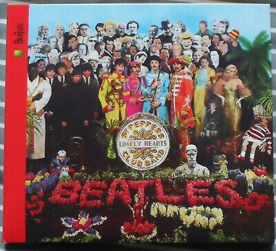 The Beatles CD Sgt. Peppers Lonely Hearts Club Band (includes Mini Documentary).