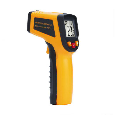 Laser Infrared Thermometer Temp IR Meter Digital Temperature Gun Non-contact
