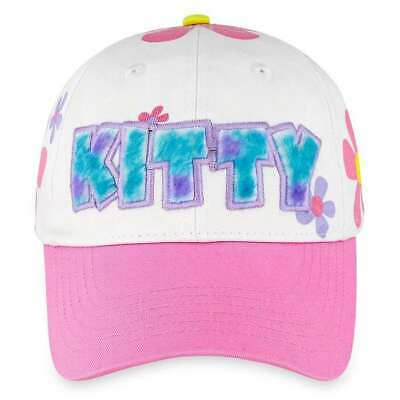 Disney Monsters Inc Kitty Snap Back Hat New!