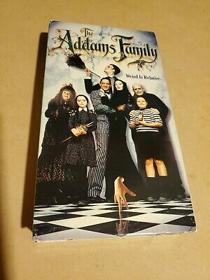 The Addams Family (VHS, 1992)