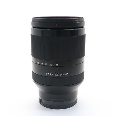 SONY FE 24-240mm F/3.5-6.3 OSS SEL24240 (for SONY E mount) #265