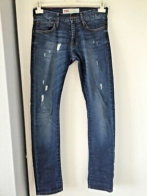 LEVIS 520 blue   jeans AGE 12yrs extreme Taper fit