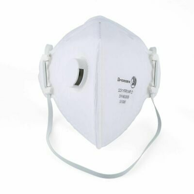 Anti Dust Safe Breathable Mouth Face Mask Respirator Medical Disposable Surgical