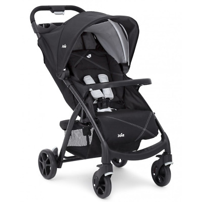 Joie Muze Pushchair Stroller Buggy Travel System and Car seat - Universal Black