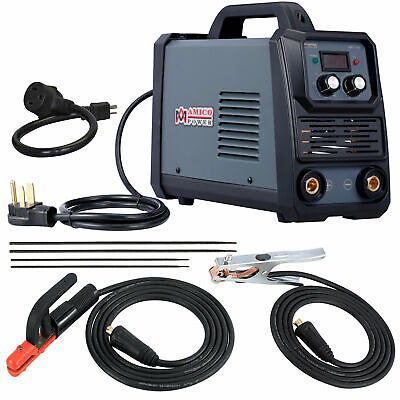 ARC-160, 160 Amp Stick Arc DC Welder, 100V~250V Wide Voltage, 80% Duty Cycle