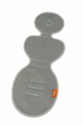 Cool Mee - Bucket Seat Liner - 0-12 Months - Silver 89614 fromJAPAN