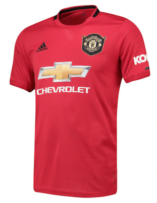 Man Utd Official Home Shirt 2019/20
