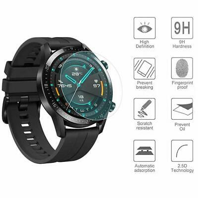 For Huawei Watch GT 2 46 MM Glass Screen Protector Shield Protection