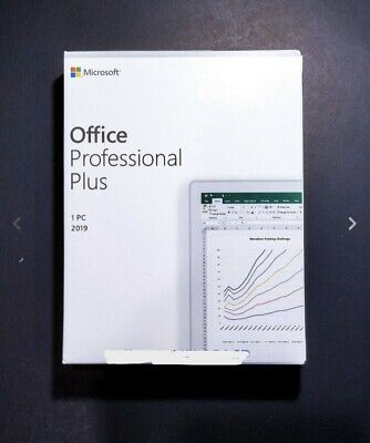 Microsoft Office 2019 Professional Plus - For 5PC