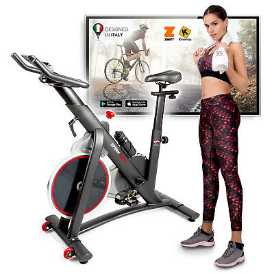 Bici Da Spinning Bike Your Move Cardio Bike Bicicletta Cyclette Fitness Top