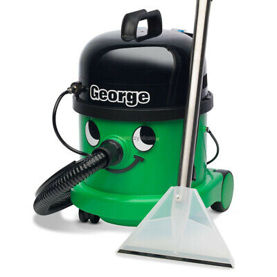 George Carpet Cleaner Vacuum GVE370- Dry & Wet Use