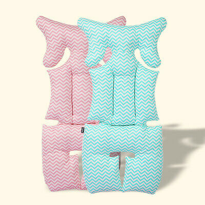 Baby Stroller Cushion Cotton Padding Pram Liner Pad Infant Pushchair Thick Mat