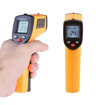 Instant Read Digital Infrared IR Temperature Gun Laser Thermometer Non Contact