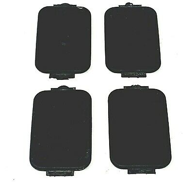 97-14 Ford F150 F250 F350 Set of 4 Truck Bed Rail Stake Pocket Trim Cover Cap