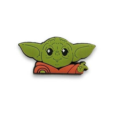 baby yoda Jibbitz for Crocs shoe charm Star Wars Mandalorian