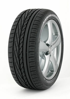2x Summer Tyre Goodyear Excellence Rof 245/45 R18 96Y MFS BSW Run Flat