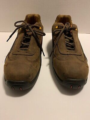 Men's Puma Steel Toe Shoes