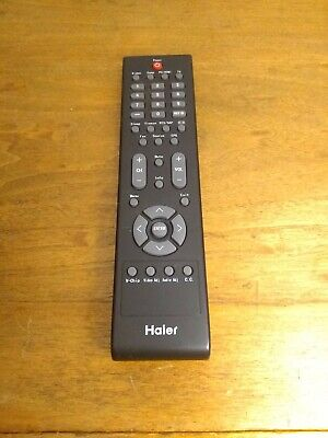 HAIER OEM HTR-D10A LCD TV//DVD Combo Remote Control