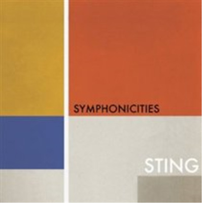 Sting-Symphonicities CD NEW