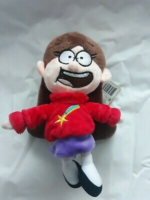 Disney Gravity Falls Mabel Plush Doll Jazwares Toys