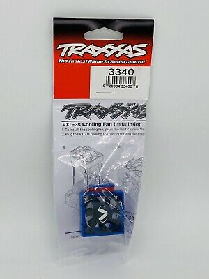 NEW Traxxas Rally VXL Velineon ESC Cooling Fan 3340