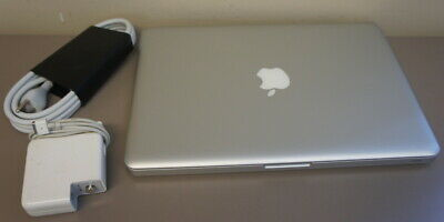"Apple Macbook Pro 9,2 Core i5 3210m 2.5GHz 8gb 500gb Catalina 13"" CPWKRU1YDTY3"