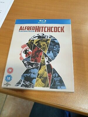 Blu-ray - ALFRED HITCHCOCK The Masterpiece 14 films - COFFRET - NEUF