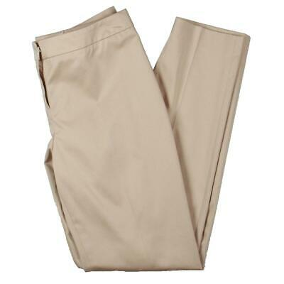 BOSS Hugo Boss Womens Low Rise Business Dress Pants Trousers BHFO 8714