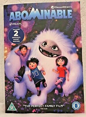 Abominable [DVD]-Brand New and Sealed with Free Postage