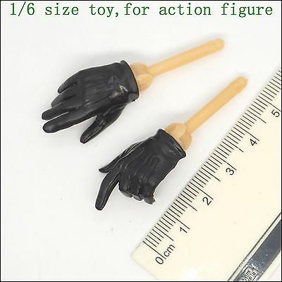 XB42-55 1//6 Scale HOT Male Glove Hands ZCWO Mens Hommes TOYS NEW