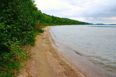 Lakefront 295' on lake Huron 1.4 acre lot in 18,000 acres LaCloche Park  Ontario