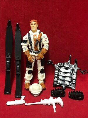 1988 GI Joe ARAH Cobra Blizzard Snow Ski Set Lot Weapon Accessory Part 2