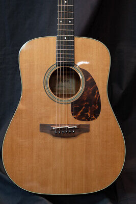 NEW Takamine EF340S-TT Thermal Top Acoustic Electric Guitar w/ Case