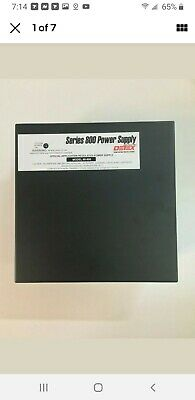 DETEX SERIES 800 POWER SUPPLY, 90-800, 24VDC Output, 120VAC Input - New