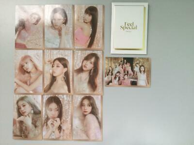 Twice Official Feel Special Pre Order Photocards US Seller