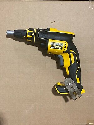 Authentic New Dewalt Dcf620b Xr Brushless Drywall Screwgun.
