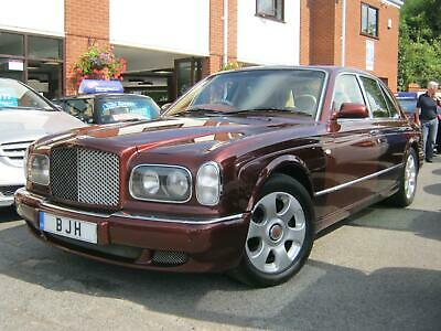 2002 02-Reg Bentley Arnage Red Label,GEN 64,000 MLS,TOTALLY STUNNING THROUGHOUT!